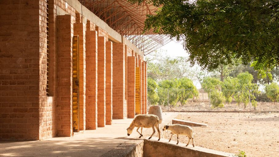 Kere Foundation Gando Primary School 2021@ Jaime Herraiz Kere Architecture