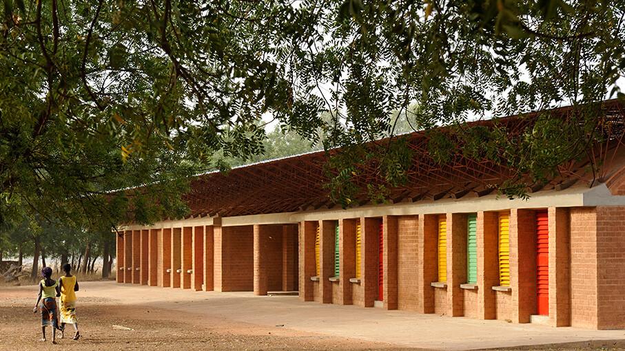 Kere Foundation Architecture@ Erik Jan Ouwerkerk