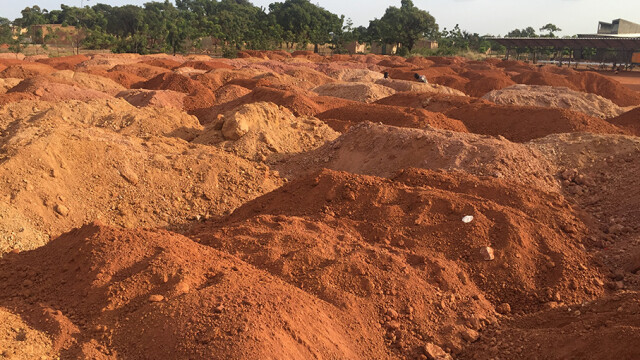 Kere Foundation Clay Pit@ Francis Kere