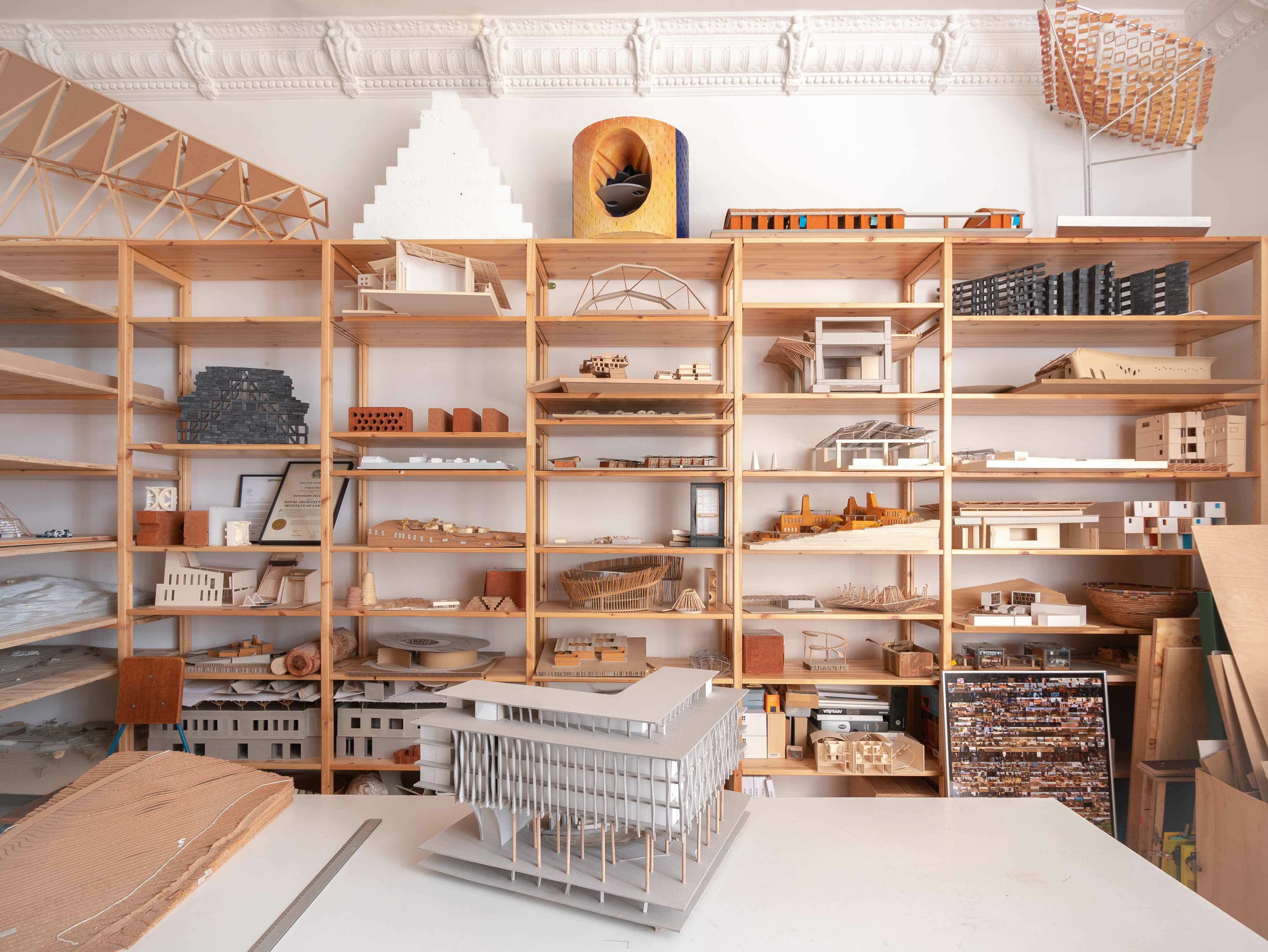 Workshop At Kéré Architecture Studio In Berlin
