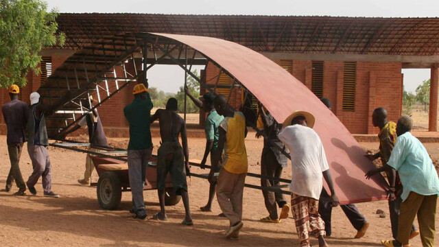 Kere Foundation Skill Building Community@ Francis Kere